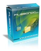 Thumbnail FileSonar 1.0 - With Master Resale Rights