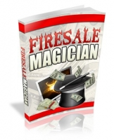 Thumbnail Firesale Magician - With Resale Rights