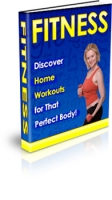 Thumbnail Fitness - Discover Home Workouts for That Perfect Body! - With Private Label Rights