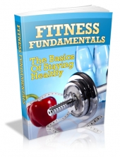 Thumbnail Fitness Fundamentals - With Master Resell Rights