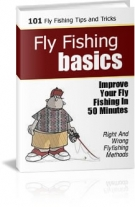 Thumbnail Fly Fishing Basics - With Private Label Rights
