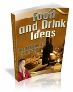Thumbnail Food And Drink Ideas - With Master Resale Rights