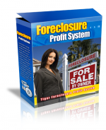 Thumbnail Foreclosure Profits System - With Master Resale Rights