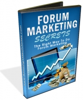 Thumbnail Forum Marketing Secrets - With Master Resale Rights