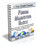 Thumbnail Forum Marketing Secrets - 6 Day Crash Course - With Private Label Rights
