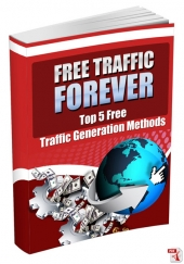 Thumbnail Free Traffic Forever - With Master Resell Rights