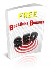 Thumbnail Free Backlinks Bonanza - With Private Label Rights