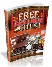 Thumbnail Free Resource Chest - With Master Resell Rights