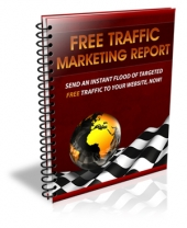 Thumbnail Free Traffic Marketing Report - With Private Label Rights