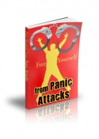Thumbnail Free Yourself From Panic Attacks - With Resale Rights