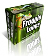 Thumbnail Froggie Loops - With Private Label Rights