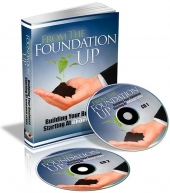 Thumbnail From The Foundation Up With Private Label Rights