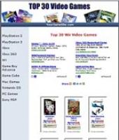 Thumbnail Games Website - With Private Label Rights