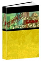 Thumbnail European Mini E-Book German Language Phrases - With Resell Rights