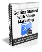 Thumbnail Getting Started With Video Marketing Newsletter - With Private Label Rights