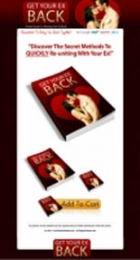 Thumbnail Get Your Ex Back Minisite Package - With Private Label Rights