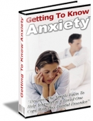 Thumbnail Getting To Know Anxiety - With Resell Rights