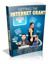 Thumbnail Getting The Internet Grant - With Master Resell Rights