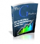 Thumbnail The G Factor - With Private Label Rights & Master Resell Rights