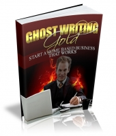 Thumbnail Ghost Writing Gold - With Master Resell Rights