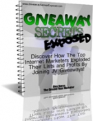 Thumbnail Giveaway Secrets Exposed With Giveaway Rights