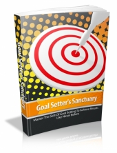 Thumbnail Goal Setter's Sanctuary - With Master Resale Rights