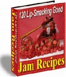 Thumbnail 120 Lip-Smacking Good Jam Recipes - With Resell Rights
