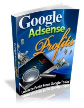Thumbnail Google AdSense Profit - With Master Resell Rights