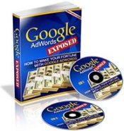 Thumbnail Google Adwords Exposed - With Private Label Rights