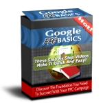 Thumbnail Google PPC Basics - With Private Label Rights