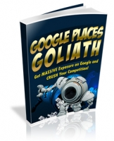 Thumbnail Google Places Goliath With Master Resale Rights