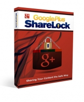 Thumbnail Google Plus ShareLock - With Resell Rights