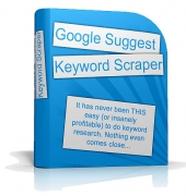 Thumbnail Google Suggest Keyword Scraper - With Private Label Rights