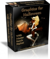 Thumbnail Graphics For Halloween - With Master Resale Rights