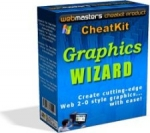 Thumbnail CheatKit Graphics Wizard - With Resell Rights