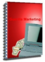 Thumbnail Guerilla Marketing - With Master Resale Rights