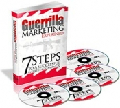 Thumbnail Guerrilla Marketing Explained - With Private Label Rights