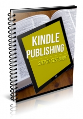 Thumbnail Kindle Publishing Step by Step Guide With Private Label Rights