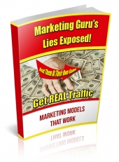 Thumbnail Marketing Guru's Lies Exposed - With Master Resell Rights