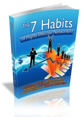 Thumbnail The 7 Habits Of Highly Effective Networkers - With