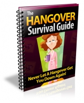 Thumbnail The Hangover Survival Guide - With Master Resell Rights