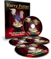 Thumbnail Harry Potter Business Magic - With Private Label Rights