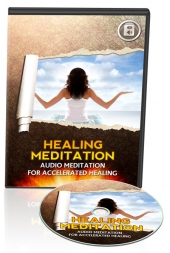 Thumbnail Healing Meditation Audio - With Master Resell Rights
