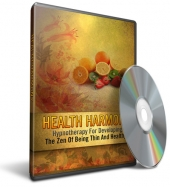 Thumbnail Health Harmony - With Master Resell Rights