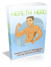 Thumbnail Health Hero - With Master Resell Rights