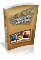Thumbnail Healthier You - With Resell Rights