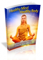 Thumbnail Healthy Mind Healthy Body - With Master Resale Rights
