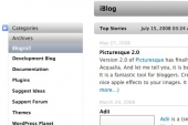 Thumbnail Hide Items In The Wordpress Sidebar - With Private Label Rights