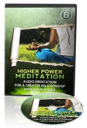 Thumbnail Higher Power Meditation Audio - With Master Resell Rights