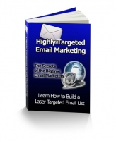 Thumbnail Highly Targeted Email Marketing - With Private Label Rights